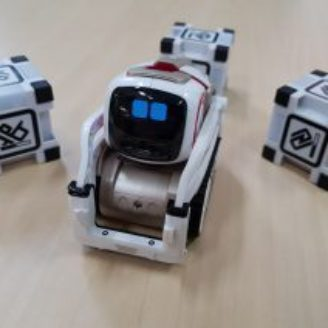 Cozmo,het ondeugende robotje