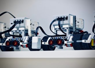 Robots op Mars