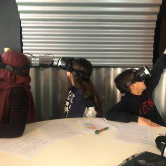 Beroepshandeling pabo-student in iXperium Roermond