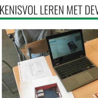 Betekenisvol leren met devices