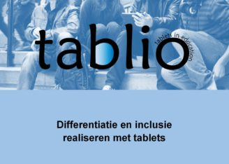 Differentiatie en inclusie realiseren met tablets