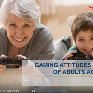 Gamen is echt niet alleen voor kinderen!