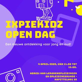 iXpiekids Nijmegen geannuleerd