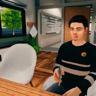 Verrijking van de leeromgeving met de komst van een virtuele cliënt