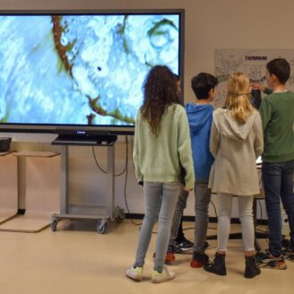 Studenten ontwerpen programma's op maat in het iXperium