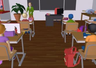 Virtual Reality in het iXperium