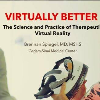 Virtual Reality als medicijn of therapie