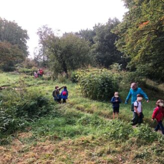 Met studenten op ontdekking naar de botanische tuin (GPS-tocht)   arrangement