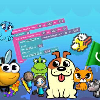 Spelenderwijs leren coderen   Hour of code